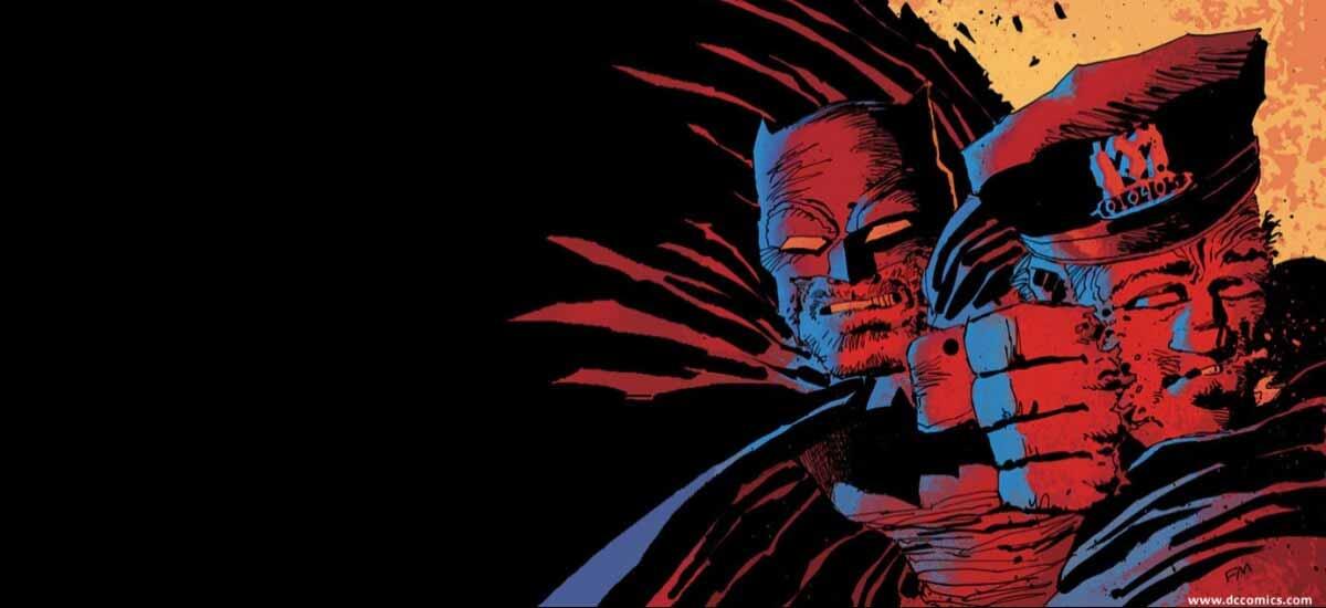 Batman por Frank Miller