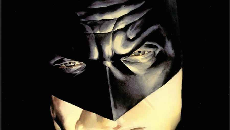 Batman / por Alex Ross