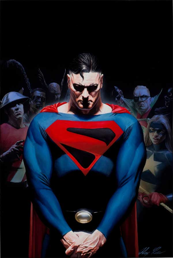 Superman, por Alex ross
