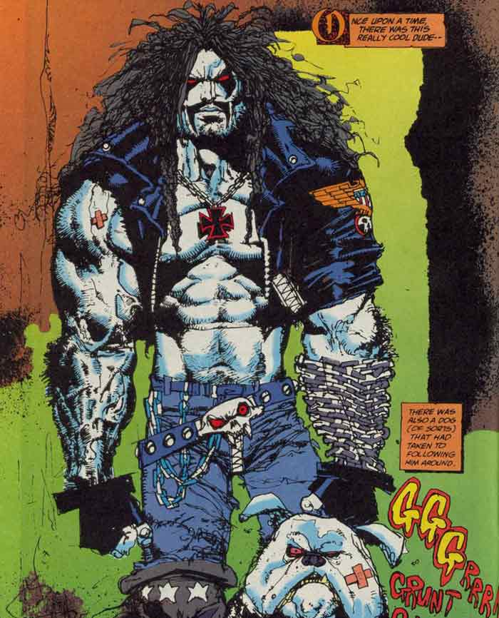 Lobo, el último Gzarniano
